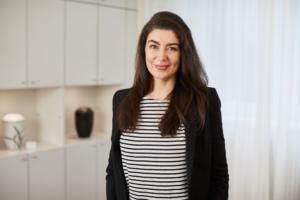 Julia Kreuch: Bestatterin im Lootsenhaus