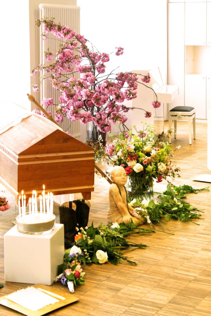 Bestattungen mit dem Lotsenhaus: Beispielbild für Trauerfeier